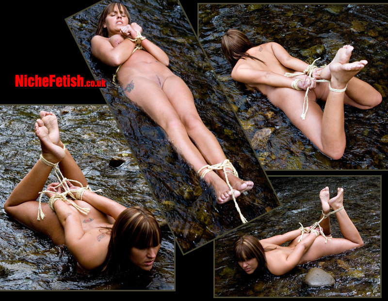 Women In Outdoor Bondage